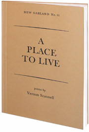 Vernon Scannell, A Place to Live